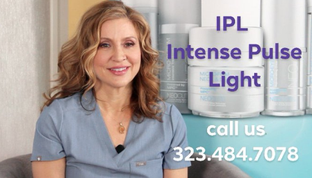 IPL, Intense Pulse Light, Call Us 323.484.7078