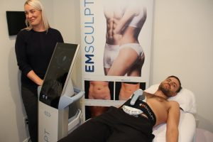 20,000 muscle contractions in 30 minutes, EMSCULPT Los Angeles