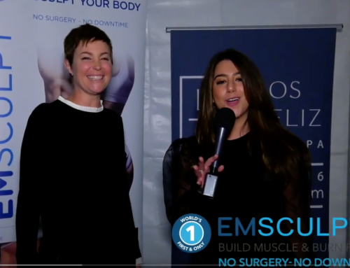 Kim Rhodes, EVOLVE with EMSCULPT, Emsculpting