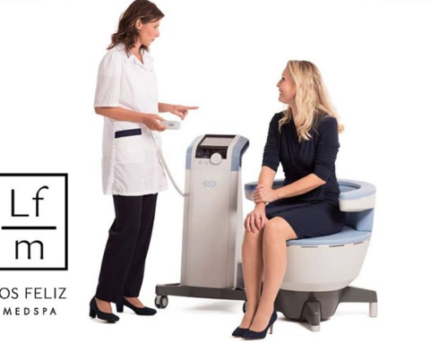 Are You Living With Urinary Incontinence ? The Solution is EMSELLA