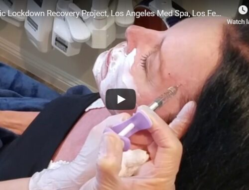 Pandemic Lockdown Recovery Treatment, Los Angeles Med Spa