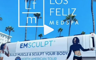 Club Evolve - EMSCULPT Bus