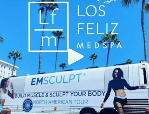 Thursday 8.13.20 5-7pm, CLUB EVOLVE, The EMSCULPT BUS